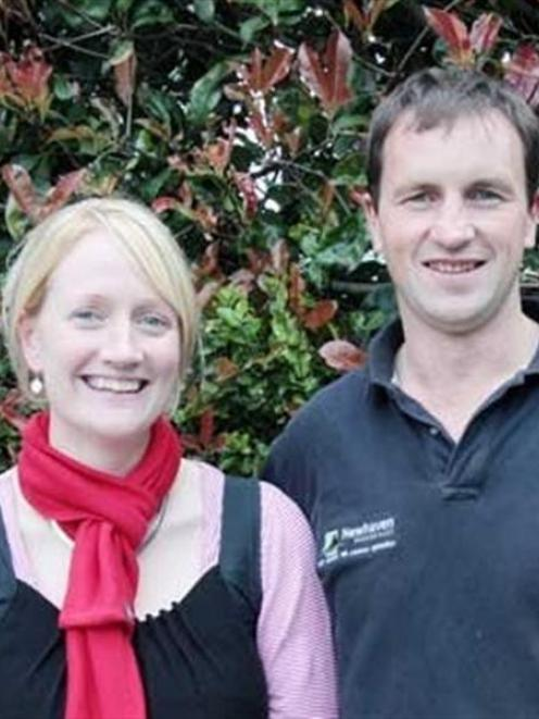 Five Forks farmers Jane and Blair Smith have been rewarded for their care of the environment....