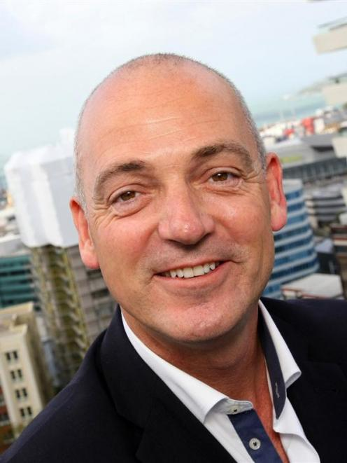 Fonterra chief executive Theo Spierings. Photo by the NZ Herald.