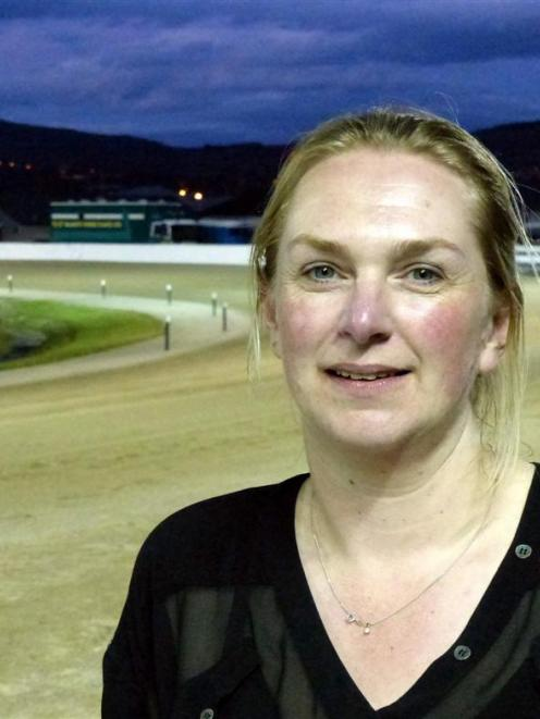 Forbury Park Trotting Club general manager Zelda Jordan wants the public back on course at...
