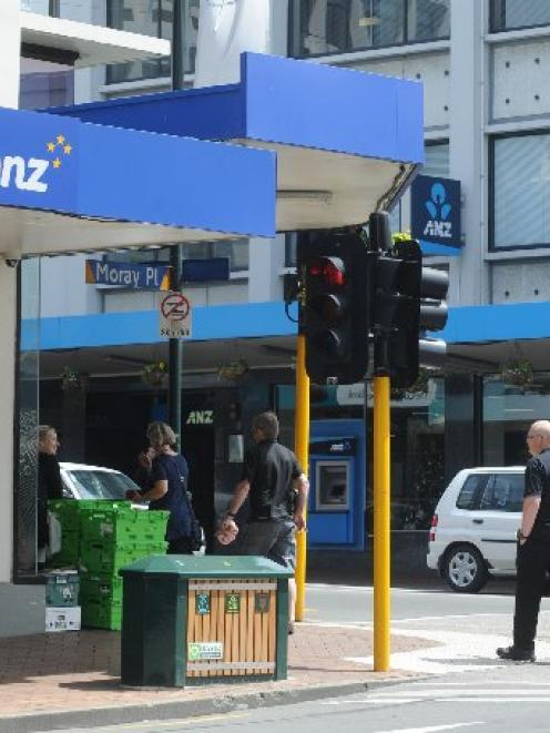 Foreign-owned banks in New Zealand contributed to a larger-than-expected deficit. Photo by Craig...