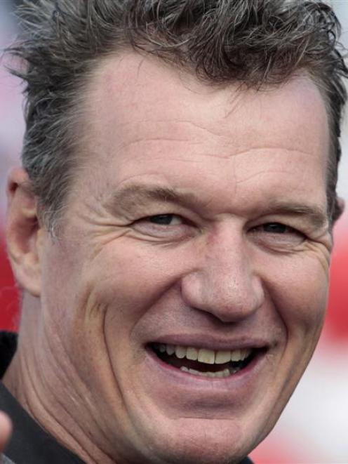 Former All Black John Kirwan, whose book All Blacks Don't Cry describes his battle with...