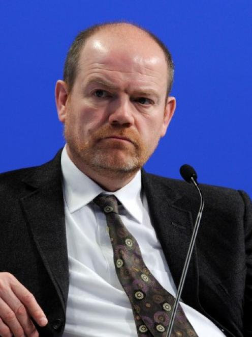 Former BBC Director-general Mark Thompson. REUTERS/Gonzalo Fuentes