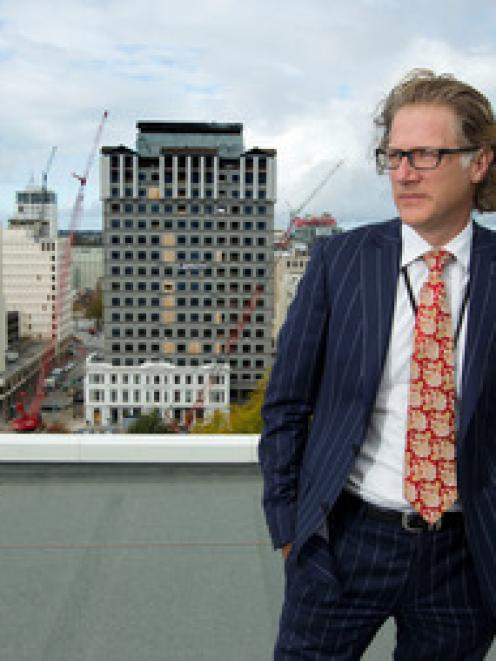 Former Cera chief executive Roger Sutton. Photo NZ Herald