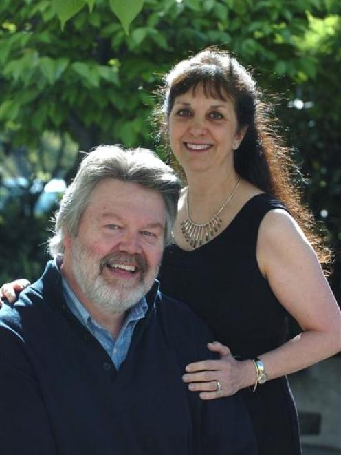 Former New Yorkers professors Jeff and Lisa Smith, who have opted for a new life as University of...