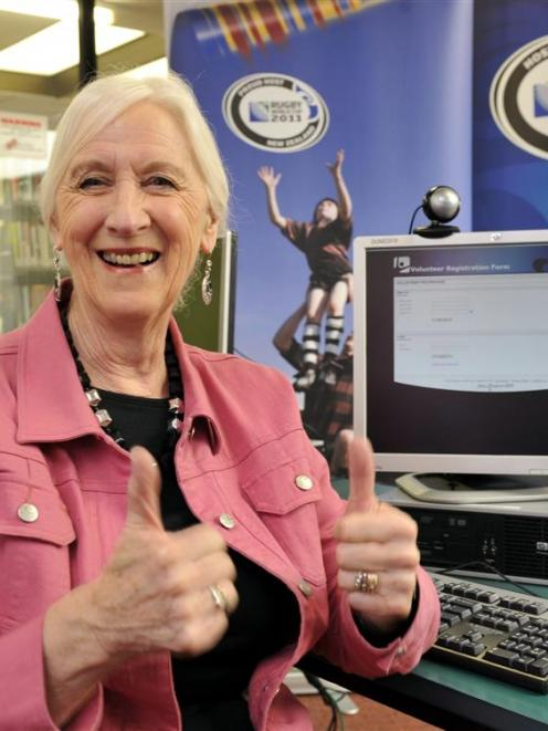 Former Silver Ferns netball coach Lois Muir highlights the need for volunteers to help during...