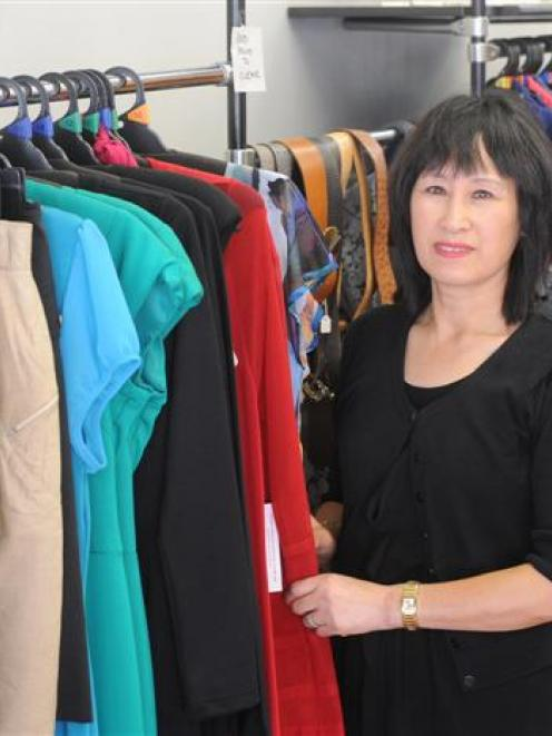 Frendz owner Diana Chin is shutting up shop after 32 years, to spend more time with family...