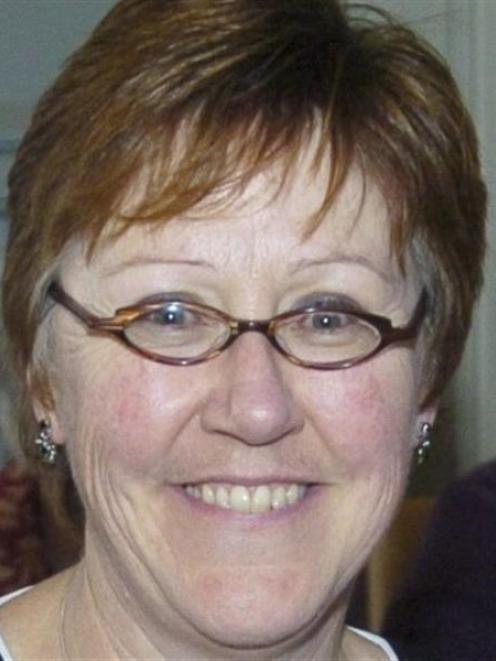 Geraldine Corkery.