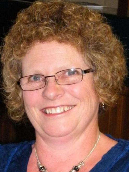 Gill Naylor.