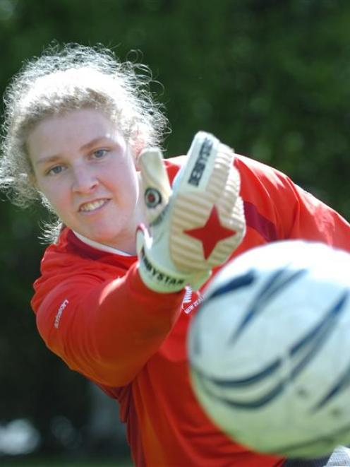 Goalkeeper Rebecca Brook has been selected in the Junior Ferns side which will contest the under...