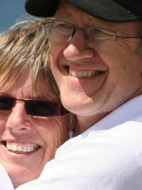 Grace and Brian Johnston were both killed in the road accident in Kenya. Photo: Supplied