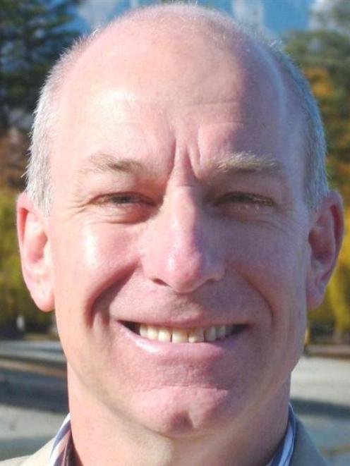 Graham Budd