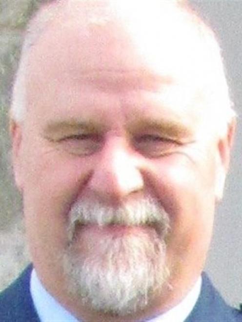 Greg Sparrow.