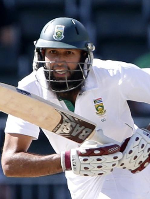 Hashim Amla. Photo Reuters