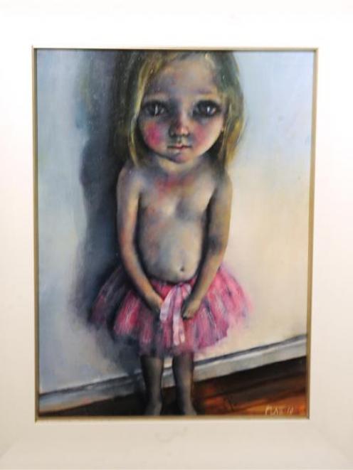 Heidi, by Suzy Platt.