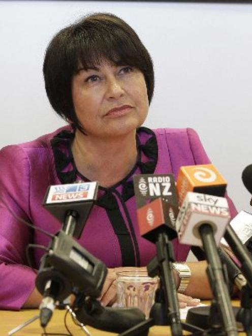 Hekia Parata. Photo by NZ Herald