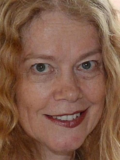 Hilary Calvert.