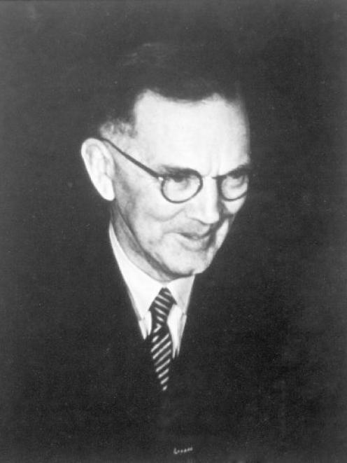 Hugh Naylor