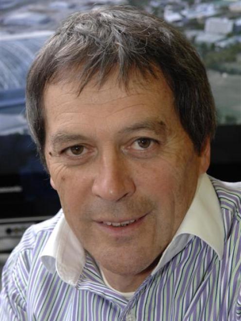 Ian Taylor.