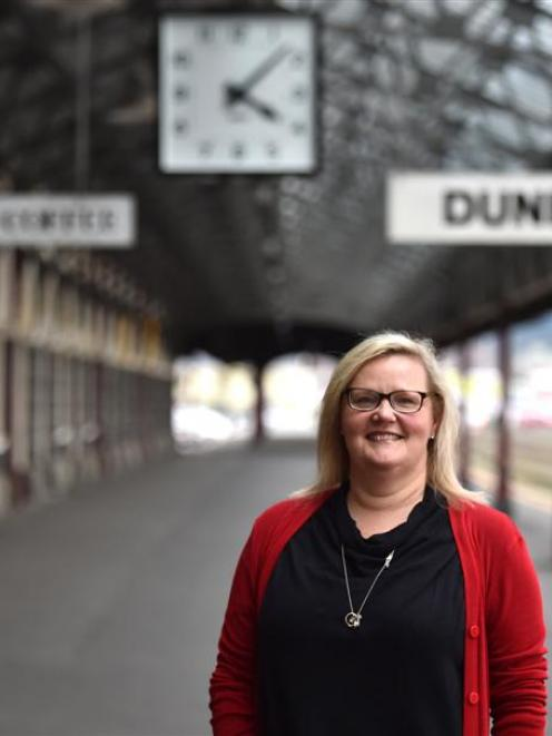 iD Dunedin Fashion Committee chairwoman Susie Staley  yesterday stepped down after 15 years in...