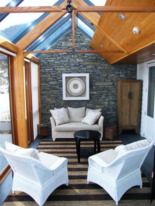 luxury lodgings beside lake otago daily times online news