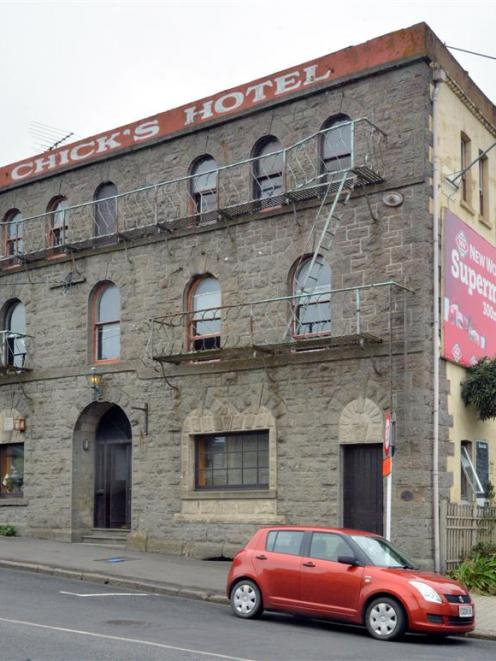 It has been announced that Chick's Hotel will close early next year.