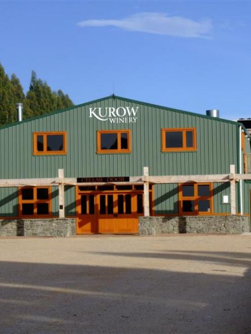 Italian Antonio Pasquale  and his family are selling the Kurow Winery and vineyard in the Waitaki...