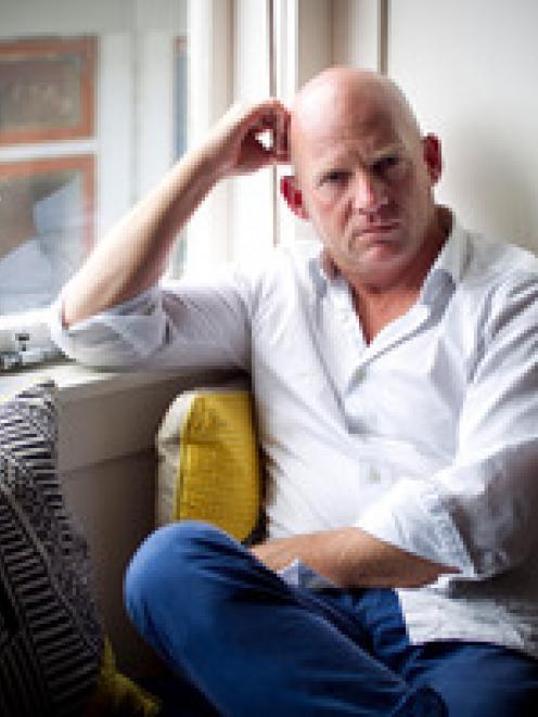 Jamie Whyte. Photo NZ Herald