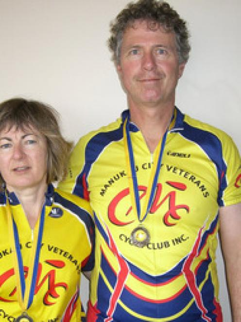 Jane Farrelly was killed while cycling with husband Ian and friends. Photo / Supplied