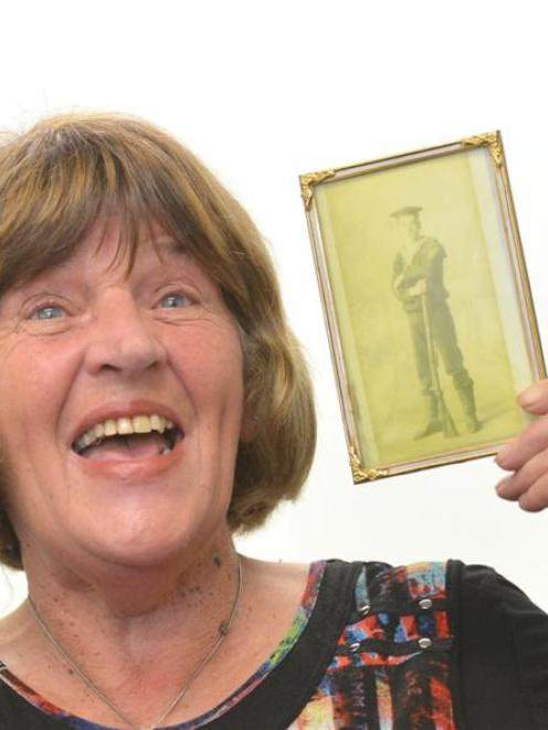 Janice Henderson (66) is delighted  after being allocated  a ticket to attend the 100th...