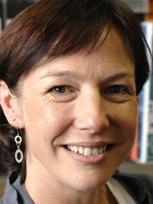 Janine Hayward.
