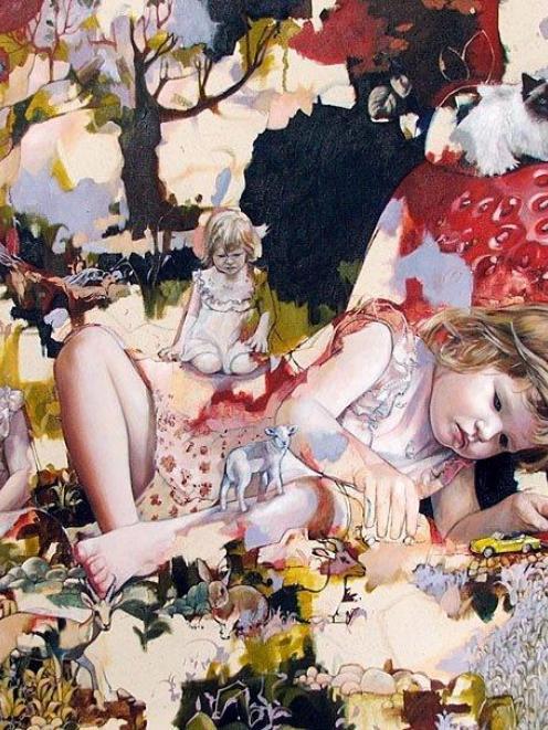 Jasmine Middlebrook/Philip Maxwell/Geoffrey Robinson (Gallery De Novo)