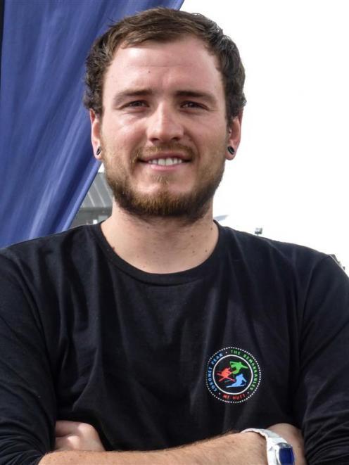 Jason Richards (24), originally from Shrewsbury, England, is happily ensconced working for NZSki...