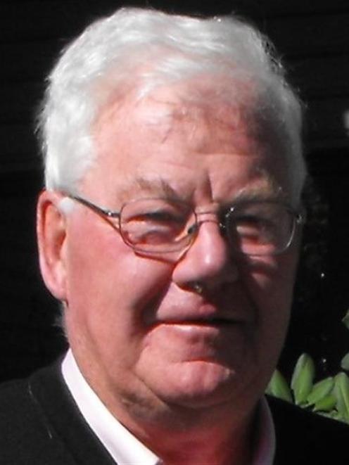 Joe Butterfield.