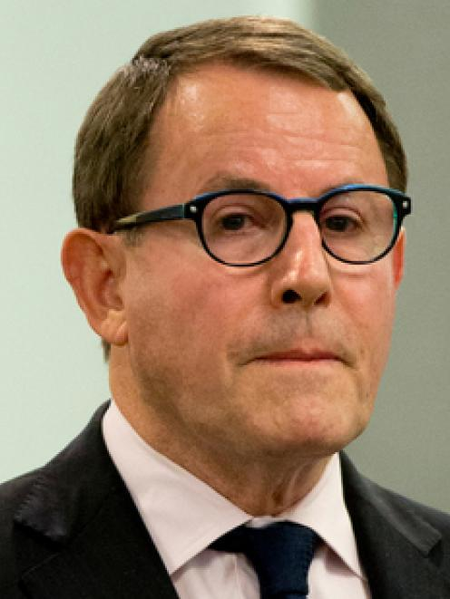 John Banks. Photo NZ Herald