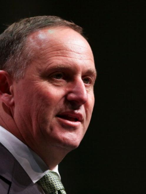 John Key: 'After four weeks of Dirty Politics, it is quite clear there is a huge fatigue factor...