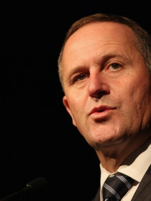 John Key. Photo by Getty