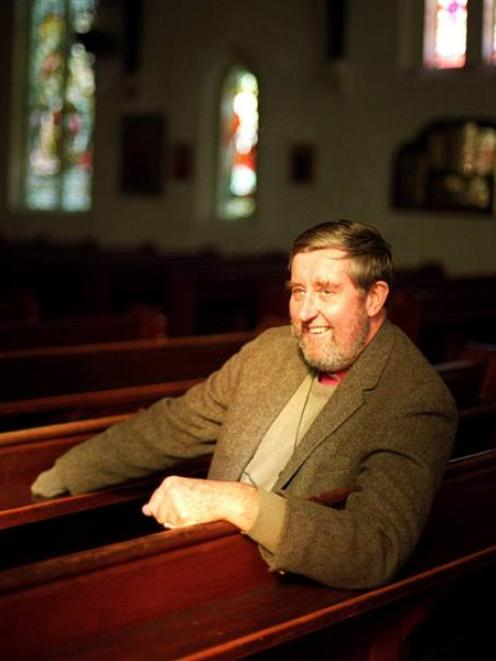 John Osmers in Dunedin in April 1997. The Diocese of Dunedin has a Companion Diocese relationship...