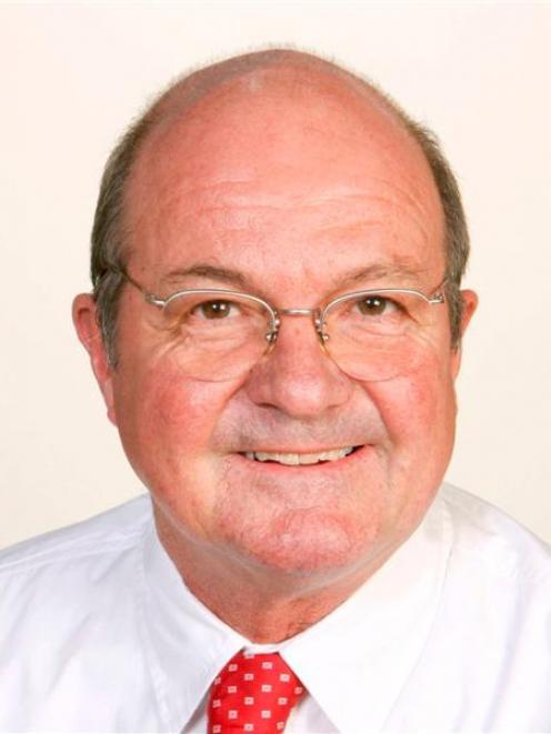 John Scandrett.