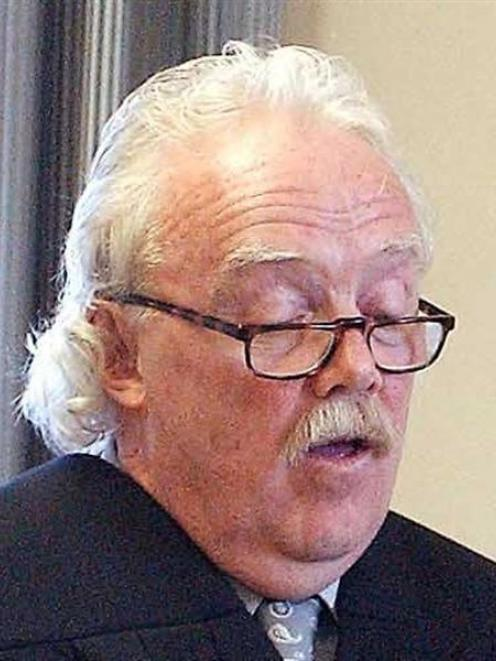 Judge Kevin Phillips