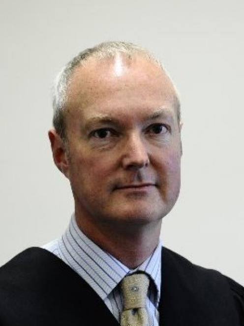 Judge Stephen Coyle