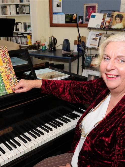"""Judy Bellingham in her office at Marama Hall: """"I never cease to thank the Lord for making me a..."""