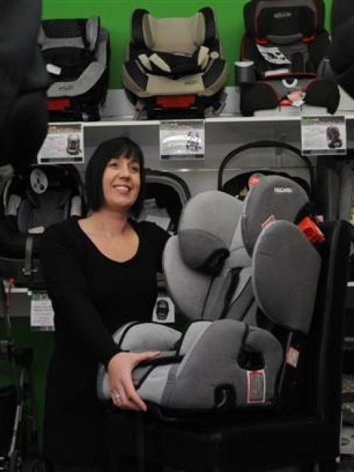 Julie Clarke's business has been named Baby On The Move's top franchise for the fourth time....