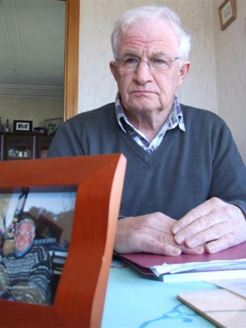 Just because it is a law it does not make it right, widower Fin Heads says of his battle with ACC...