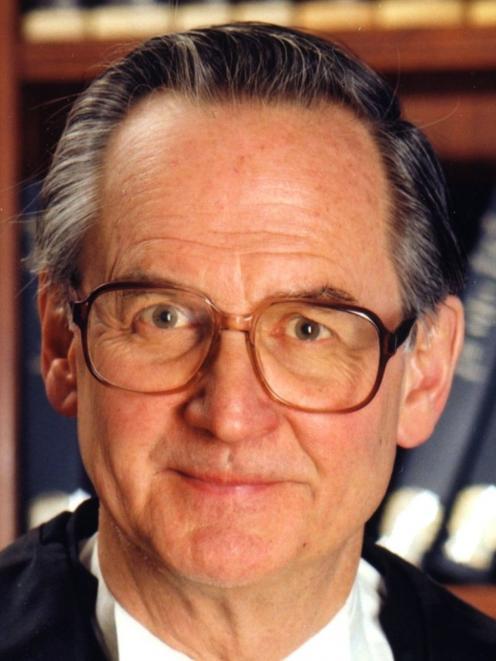 Justice Ian Binnie