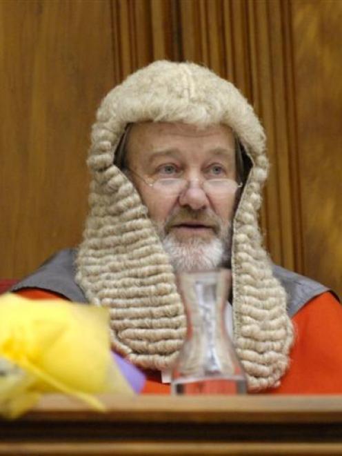 Justice John Hansen