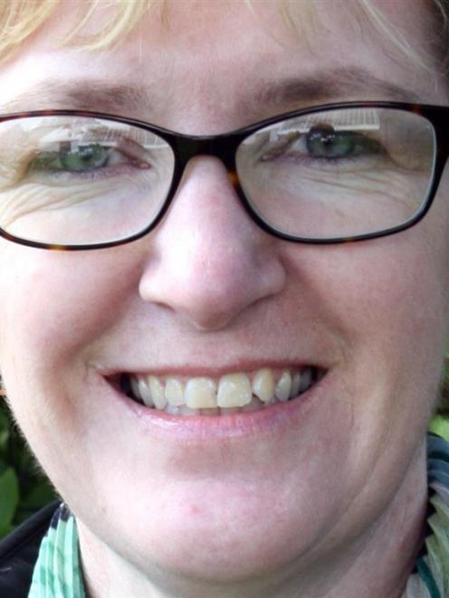 Karen Arnold.
