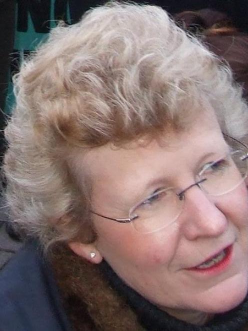 Kate Wilkinson.