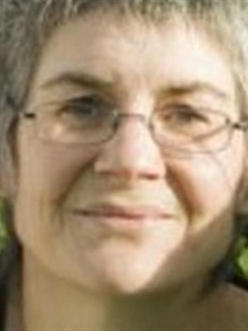 Katharine Webb.