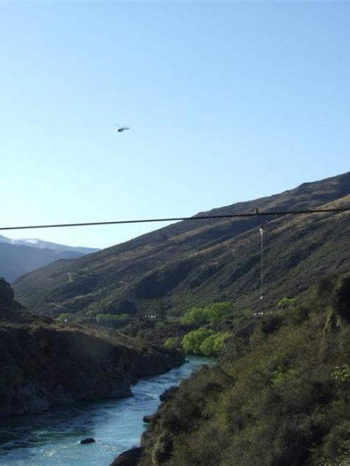 Kawarau Gorge - now classified as an 'outstanding natural feature'