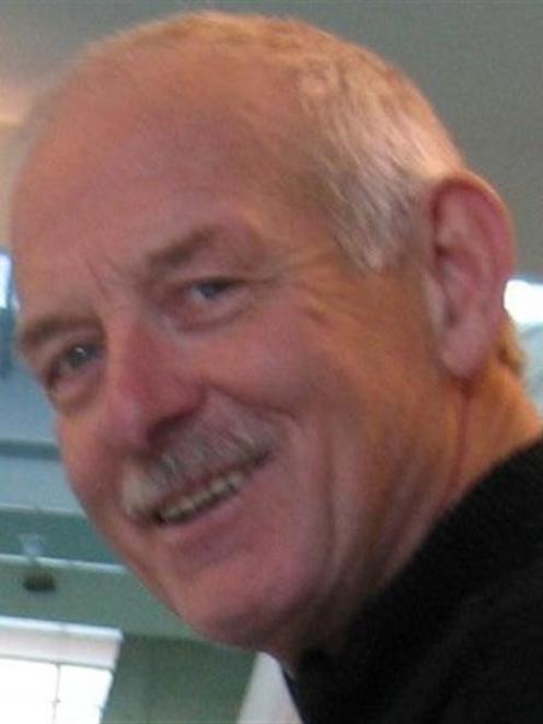 Ken Gousmett.